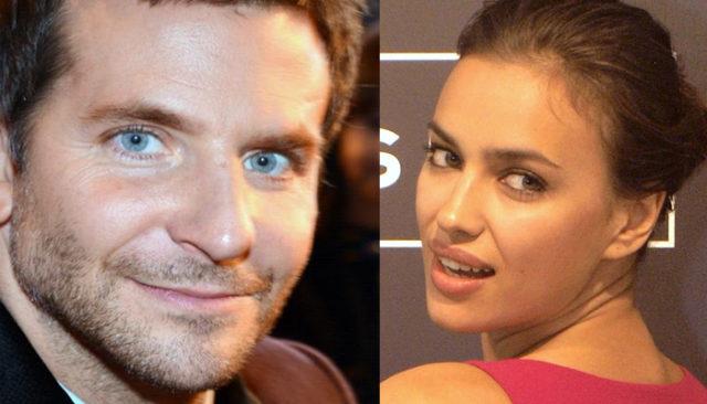 L'acteur Bradley Cooper et la mannequin Irina Shayk / Créatives Commons
