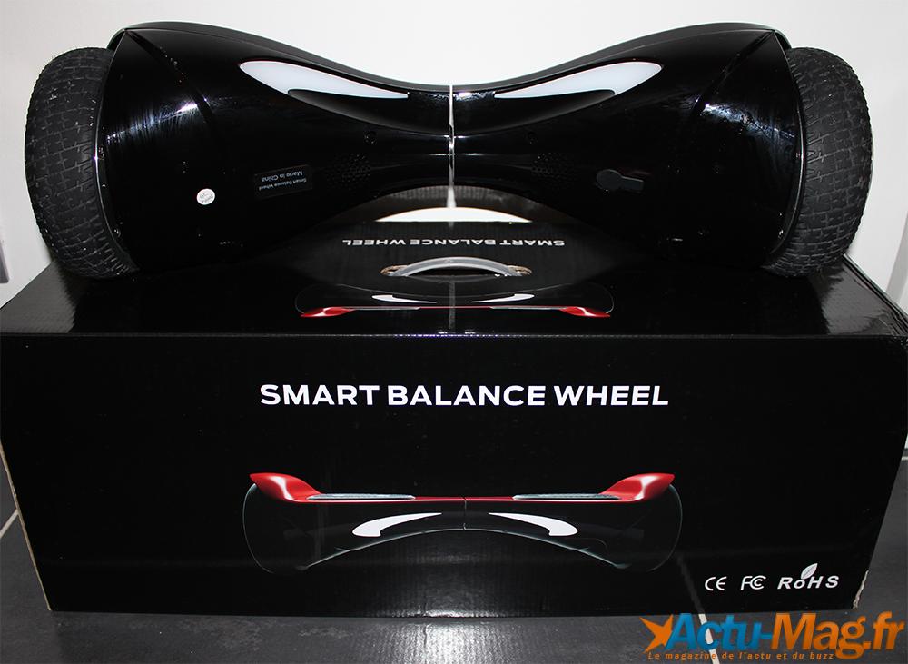 Nous avons testé le Smart Balance Wheel (Hoverboard) -