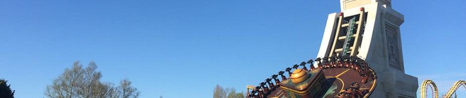 Discobélix : Découvrez l'inauguration festive de la nouvelle attraction du Parc Astérix !
