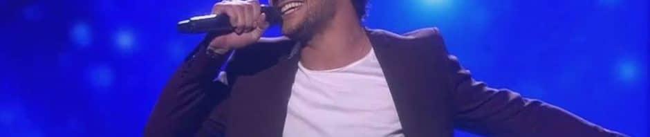 Eurovision 2016 : Amir réalise une magnifique prestation !