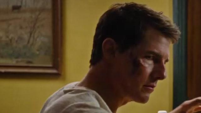 Tom Cruise dans le rôle de Jack Reacher / Capture Youtube