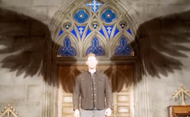 Capture Youtube : Dean possédé par Michael saison 13 épisode 13