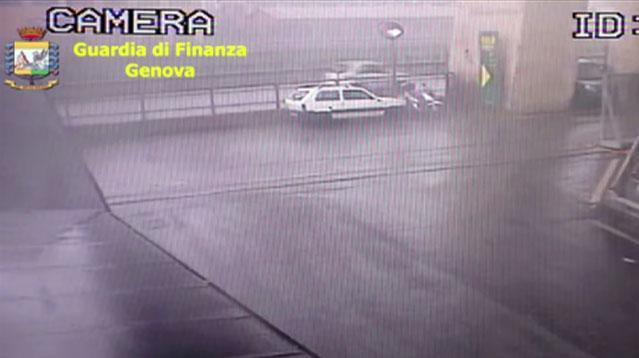 Effondrement du pont de Gênes : Les autorités diffusent pour la première fois les images du drame