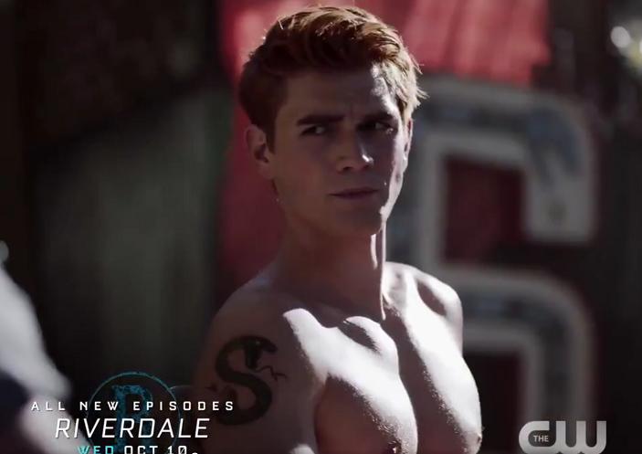 Archie Riverdale saison 3