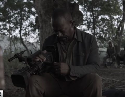 Capture youtube : Morgan Fear the Walking Dead 4x16 -AMC