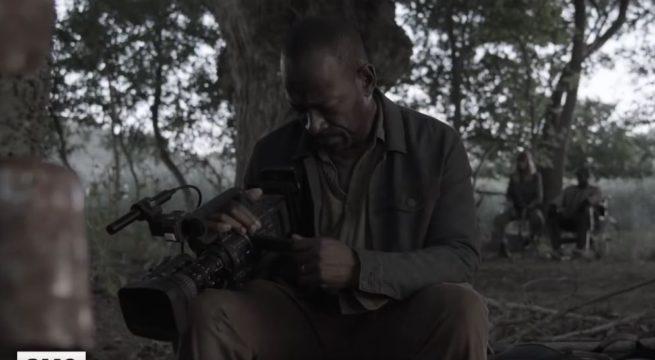 Capture youtube : Morgan Fear the Walking Dead 4x16 -AMC