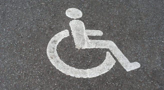 handicapé