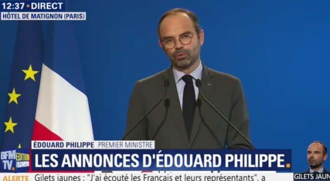 Hausse de la taxe carbone: Philippe va annoncer un moratoire