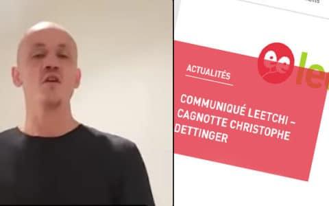 Christophe Dettinger