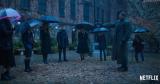 Capture youtube Umbrella Academy Netflix