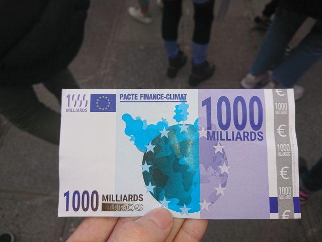 Manifestation pour le climat / Photo M. Fournaison - Actu-Mag.fr