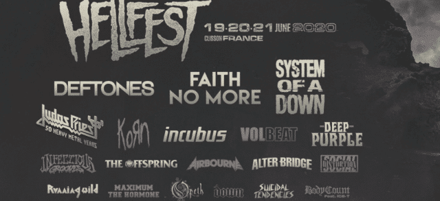 hellfest metal soad incubus the offspring