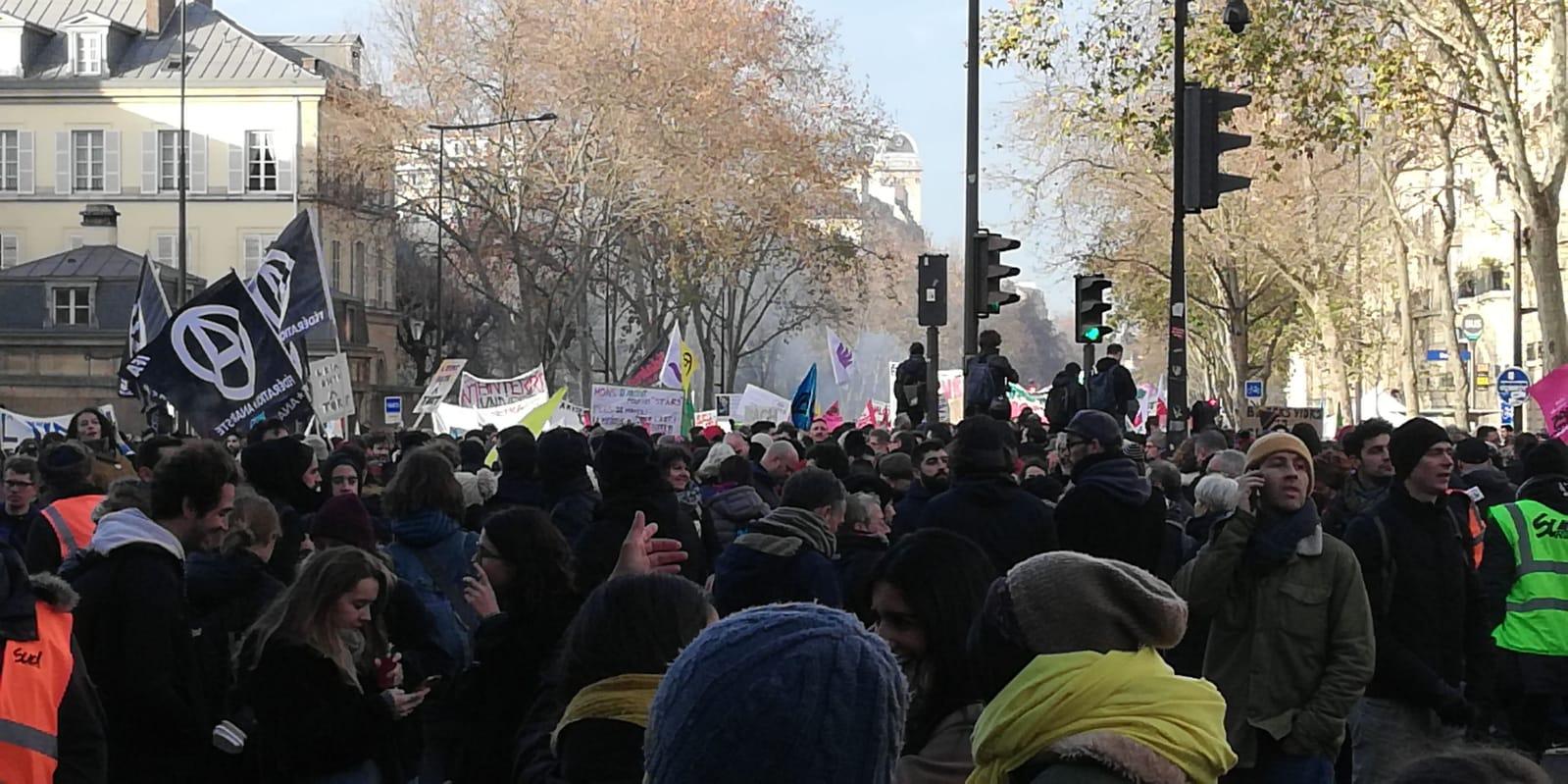 grèves du 10