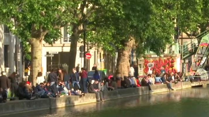 Déconfinement. Les images montrant plusieurs personnes prendre l'apéro sur le bord du canal Saint-Martin suscitent l'indignation