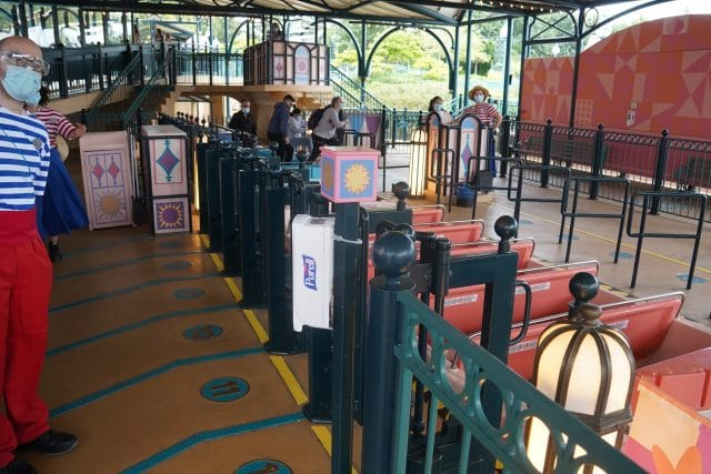 Le parc Disneyland Paris a rouvert ses portes ce 15 juillet -Photo Cody Trent - Actu-Mag.fr