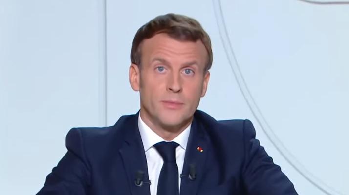 Le QR Code d'Emmanuel Macron circule sur internet : L'Élysée confirme qui s'agit bien de celui du chef de l'État