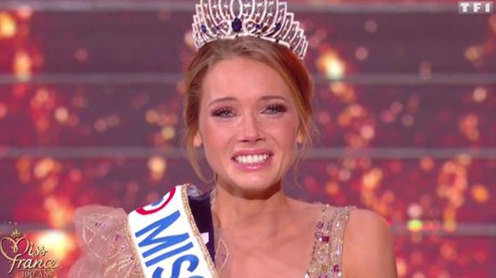 Qui est Amandine Petit, Miss Normandie élue Miss France 2021 ?