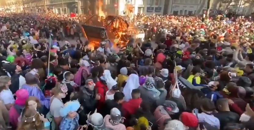 Covid-19. Un carnaval non-déclaré rassemblant des milliers de personnes fait polémique à Marseille