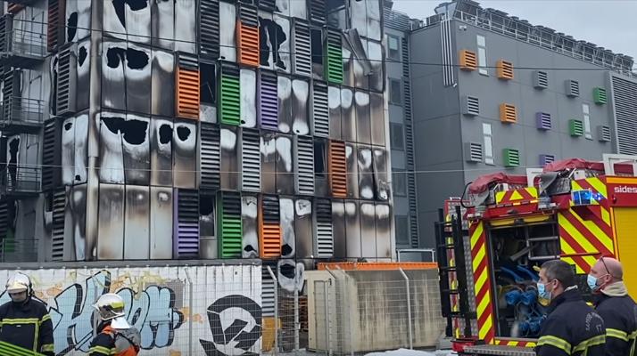Strasbourg : Un important incendie a détruit l'un des datacentres de l'hébergeur OVH