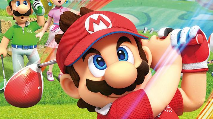 Mario Golf : Super Rush s'illustre dans une nouvelle bande annonce