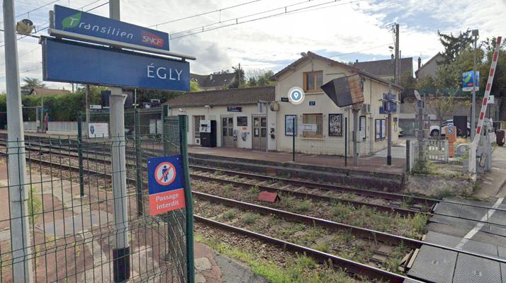 Essonne. Un enfant âgé de six ans décède après avoir été renversé par un RER C en gare d'Egly