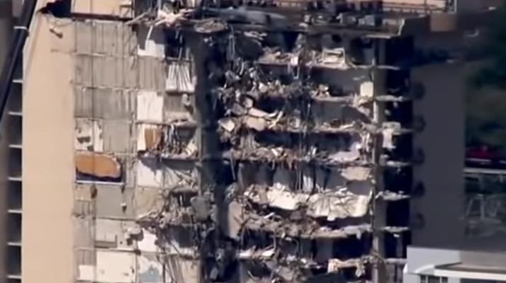 Immeuble effondré en Floride : Quatre corps retrouvés cette nuit portant ainsi le bilan à 28 victimes