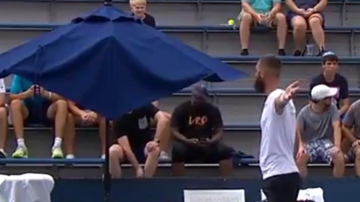 Benoit Paire présente ses excuses après son mauvais comportement durant le 1er tour de l'US Open qu'il a perdu face à Dusan Lajovic
