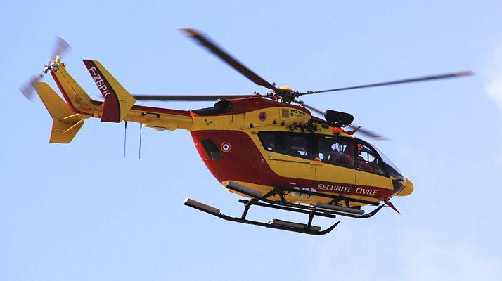 Isère. Un mort et quatre blessés dans le crash d'un hélicoptère de la Sécurité civile à Villard-de-Lans