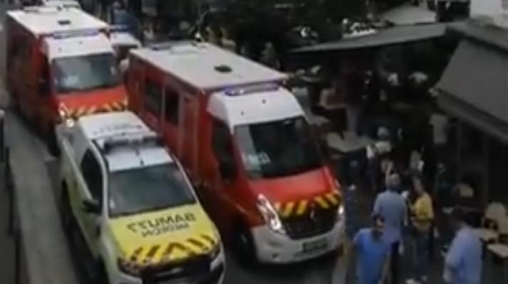 Seine-et-Marne : une conductrice fonce délibérément sur des terrasses faisant six blessés