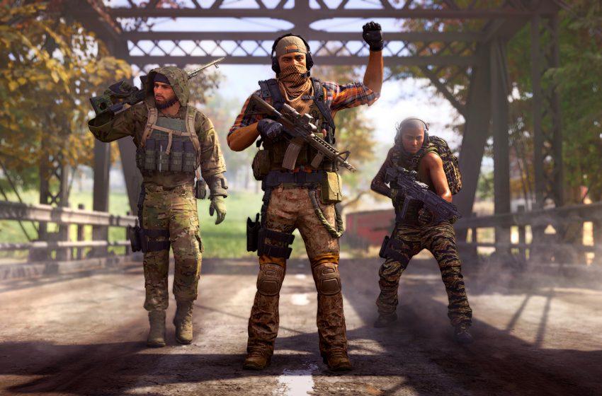 Ubisoft dévoile Ghost Recon Frontline