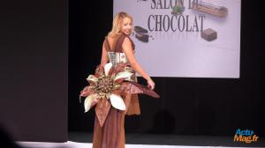 Défilé Salon du Chocolat Paris 2017