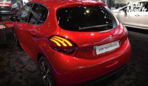 Peugeot Tech Edition004 208