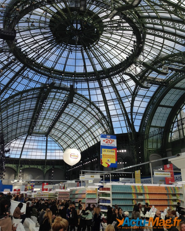 Fashion Week 2014 - Chanel - Grand Palais