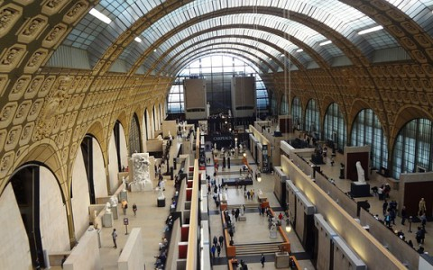 Le Musée d'Orsay / Illustration Pixabay