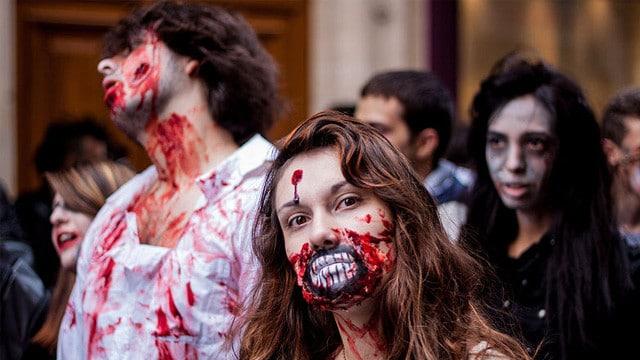 Zombie Walk Paris / Créatives Commons