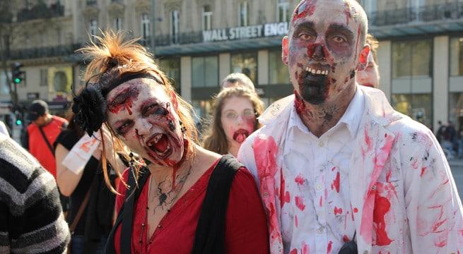 Zombie Walk 2015 - Photo EC pour Actu-mag.fr