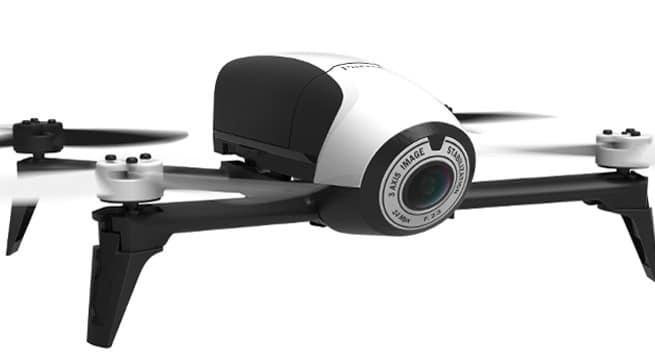 Le nouveau drone Parrot Bebop 2 / Via CP