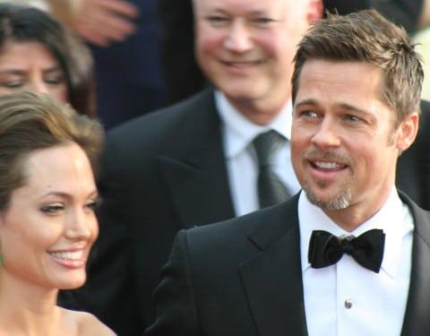 Angelina Jolie et Brad Pitt / Wikipédia CC BY 3.0 Attribution: Chrisa Hickey