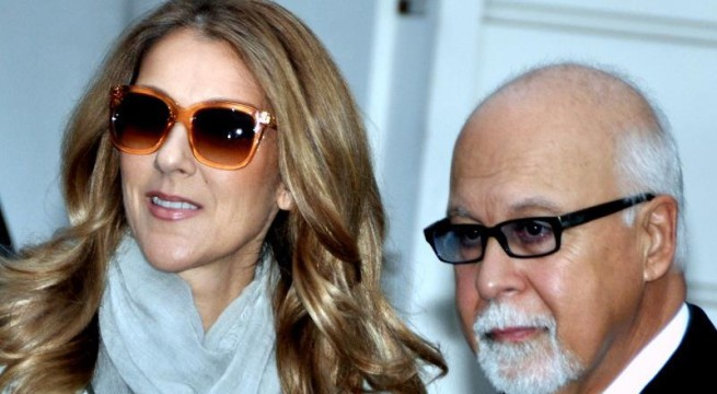 Céline Dion et René Angélil / CC-BY-SA-3.0 Attribution: Georges Biard