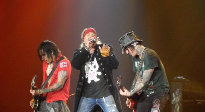Les Guns N' Roses / CC BY-SA 3.0 Delusion23