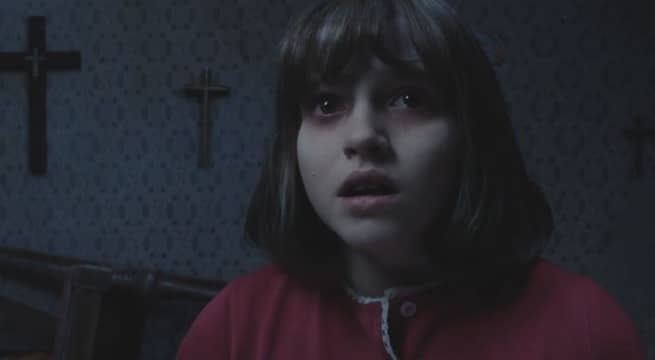 Conjuring 2 / Capture Youtube