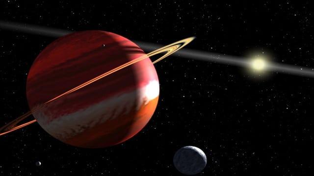 Illustration de planetes / Pixabay