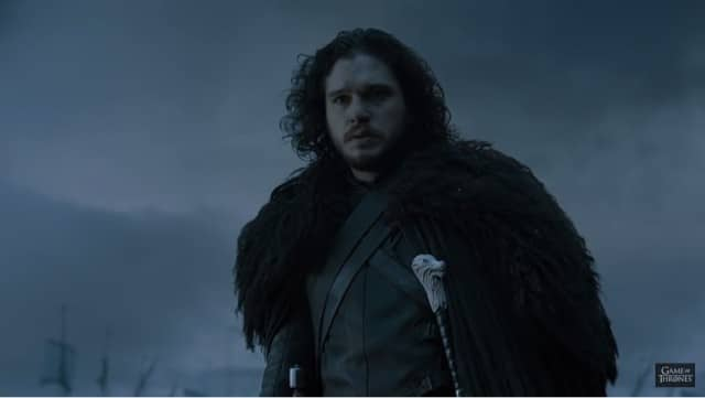 Jon Snow / Capture Youtube