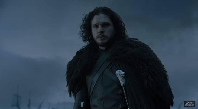 Jon Snow / Capture Youtube