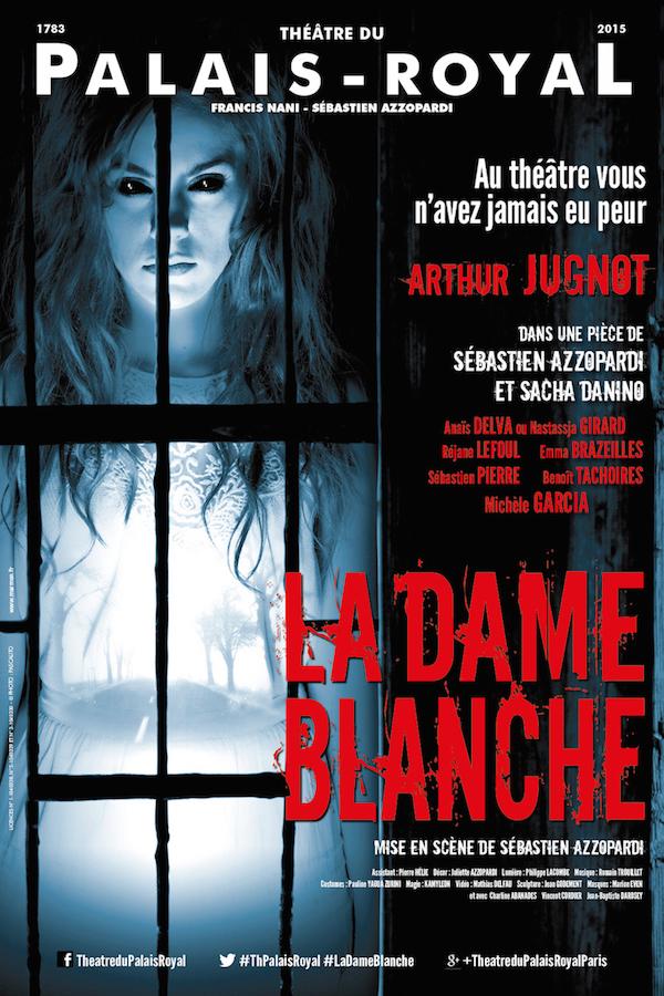 Affiche Dame Blanche