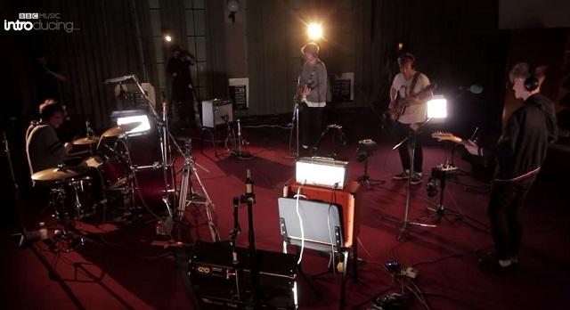 Capture youtube Viola Beach - BBC Music Introducing