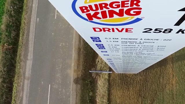 La campagne de McDonald's qui se moque de Burger King / Capture Youtube