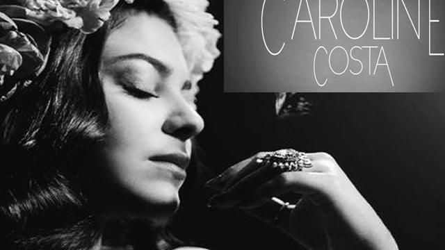 La chanteuse Caroline Costa / Via CP