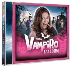 L'album de la série Chica Vampiro / Photo Via CP