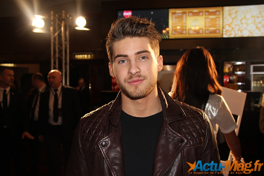 Cody Christian MFA 2016 / Photo EC pour Actu-mag.fr